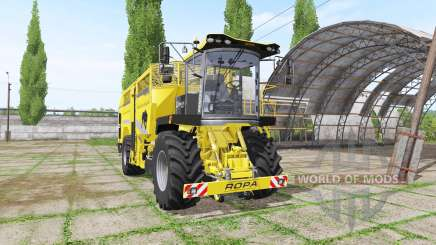 ROPA Panther 2 v1.0.0.3 pour Farming Simulator 2017