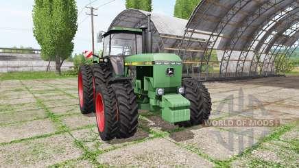 John Deere 4650 für Farming Simulator 2017