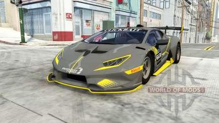Lamborghini Huracan LP 620-2 Super Trofeo EVO für BeamNG Drive
