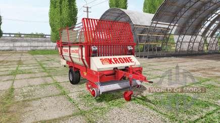 Krone Turbo 2500 v1.1 für Farming Simulator 2017