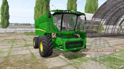 John Deere S670 für Farming Simulator 2017
