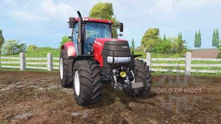 Case IH Puma 230 CVX front loader pour Farming Simulator 2015