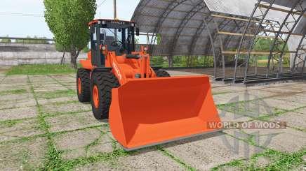 Hitachi ZW150-6 pour Farming Simulator 2017