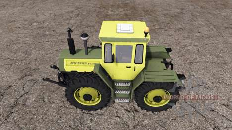 mercedes benz trac 1500 f r farming simulator 2015. Black Bedroom Furniture Sets. Home Design Ideas