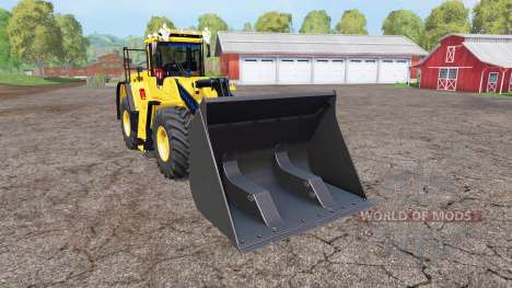 Volvo L180F v3.1 pour Farming Simulator 2015