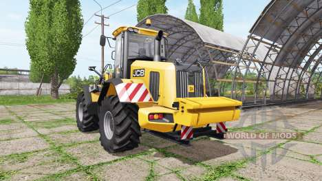 Back weight pour Farming Simulator 2017