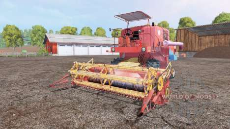 Bizon Z056 v1.1 pour Farming Simulator 2015