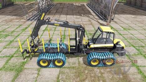 PONSSE Buffalo v1.2 pour Farming Simulator 2017