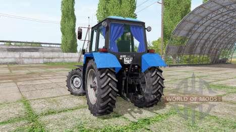 MTZ-1221 Biélorussie pour Farming Simulator 2017