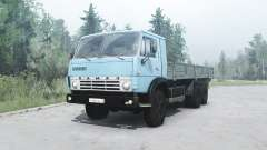 KamAZ 53212 pour MudRunner