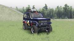 Toyota Land Cruiser 70 v1.1
