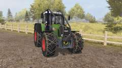 Fendt 820 Vario TMS forest