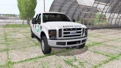 Ford F-350 Super Duty Crew Cab pour Farming Simulator 2017