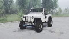Jeep Wrangler (TJ) 2001 pour MudRunner