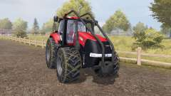 Case IH Magnum 370 CVX forest für Farming Simulator 2013
