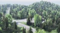 Berg-Altai für Spin Tires
