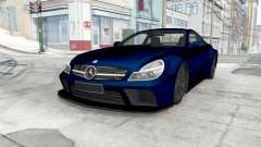 Mercedes-Benz SL 65 AMG Black Series (R230) 2008