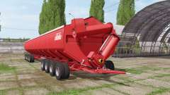 Bromar MBT 150 pour Farming Simulator 2017
