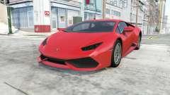 Lamborghini Huracan (LB724) pour BeamNG Drive