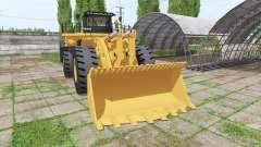Caterpillar 994F pour Farming Simulator 2017