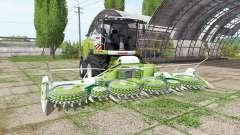 CLAAS Jaguar 950 für Farming Simulator 2017
