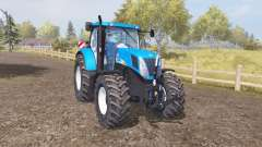 New Holland T7050 pour Farming Simulator 2013