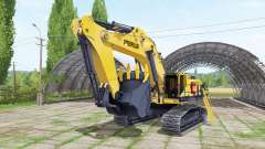 Caterpillar 6015B für Farming Simulator 2017