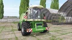 Krone BiG X 850 pour Farming Simulator 2017