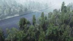 Zwei Flüsse für MudRunner