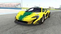 McLaren P1 GTR für BeamNG Drive