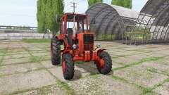 Belarus MTZ-82 v1.3 für Farming Simulator 2017
