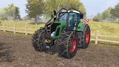 Fendt 939 Vario forest für Farming Simulator 2013