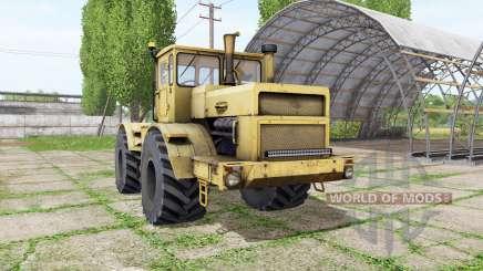 Kirovets K 700 v1.1 pour Farming Simulator 2017
