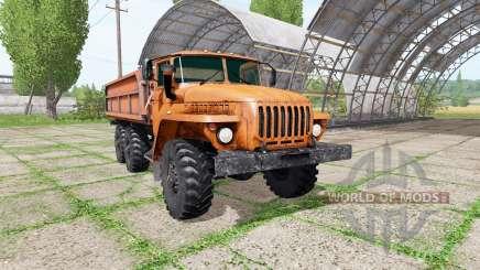 Ural-5557 für Farming Simulator 2017