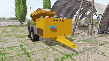 DEWA mill für Farming Simulator 2017