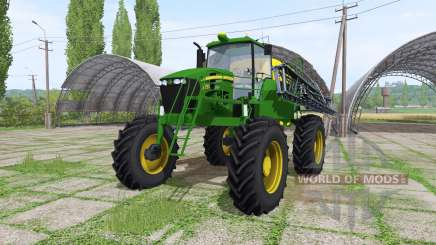 John Deere 4730 v1.1 pour Farming Simulator 2017