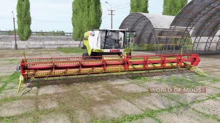 CLAAS Lexion 780 TerraTrac pour Farming Simulator 2017