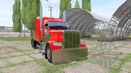Peterbilt 388 für Farming Simulator 2017