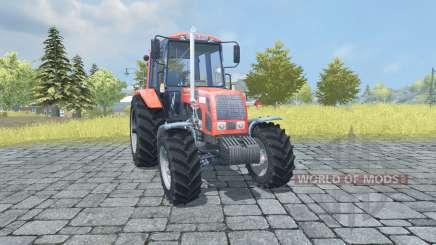 La biélorussie 820.2 pour Farming Simulator 2013