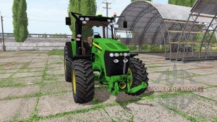 John Deere 7830 v1.5 für Farming Simulator 2017