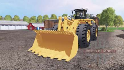 Caterpillar 994F v1.1 pour Farming Simulator 2015