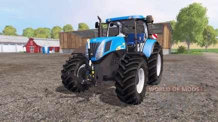 New Holland T7040 für Farming Simulator 2015