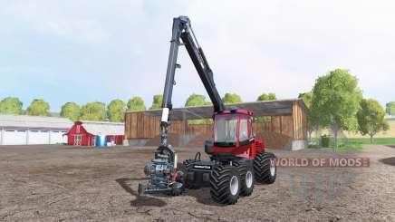 Komatsu 941 für Farming Simulator 2015