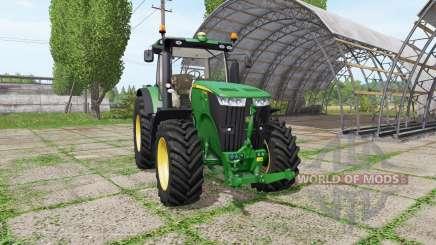 John Deere 7200R pour Farming Simulator 2017