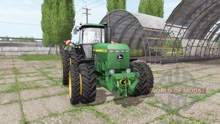 John Deere 4755 v3.0 für Farming Simulator 2017