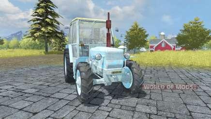 Zetor 6748 blue für Farming Simulator 2013
