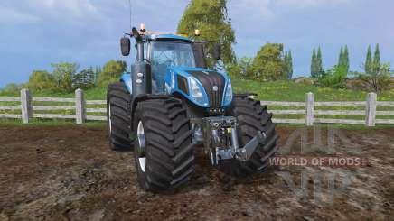 New Holland T8.320 evolution xtreme pour Farming Simulator 2015