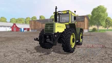 Mercedes-Benz Trac 1500 pour Farming Simulator 2015