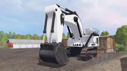 Liebherr R 9800 für Farming Simulator 2015
