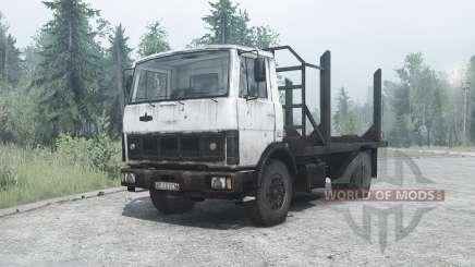 MAZ 5337 für MudRunner
